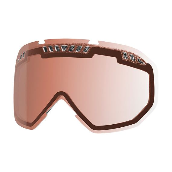 Náhradní sklo Smith L SCOPE RC36 Rose Copper