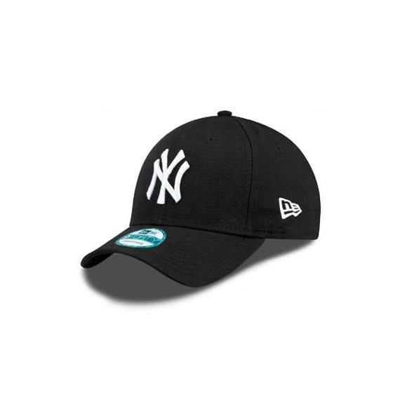 Kšiltovka New Era 940 MLB League Basic NEYYAN Black/White