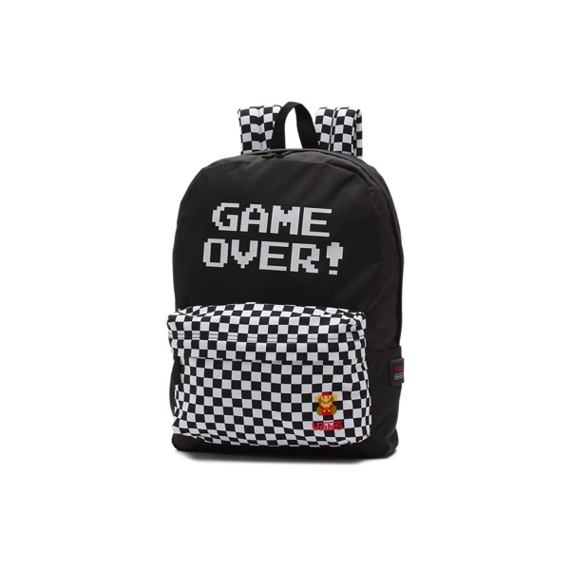 Batoh Vans NINTENDO BACKPACK Game Over - Tornadoshop.cz 3e25f144b3