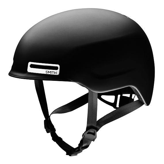Cyklistická helma Smith MAZE BIKE Matte Black