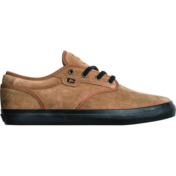 Boty Globe MOTLEY Tobacco Brown/Black