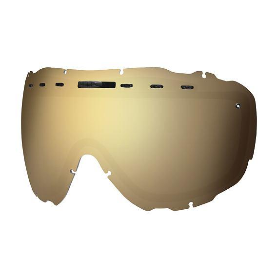 Náhradní sklo Smith L PRODIGY Gold Sol-X