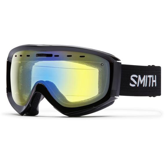 Snow brýle Smith PROPHECY OTG Black