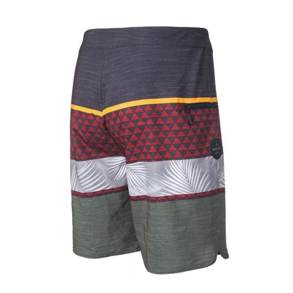 "Plavky Rip Curl MIRAGE SULTANS 19"" BOARDSHORT  Charcoal"