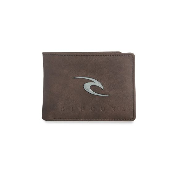 Peněženka Rip Curl NEW RIDE PU ALL DAY  Brown