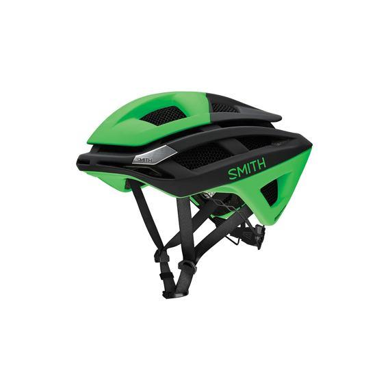 Cyklistická helma Smith OVERTAKE Matte Reactor Split