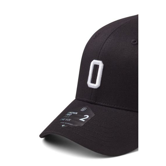 Kšiltovka State Of WOW ALPHA BASEBALL-CROWN 2 Black O