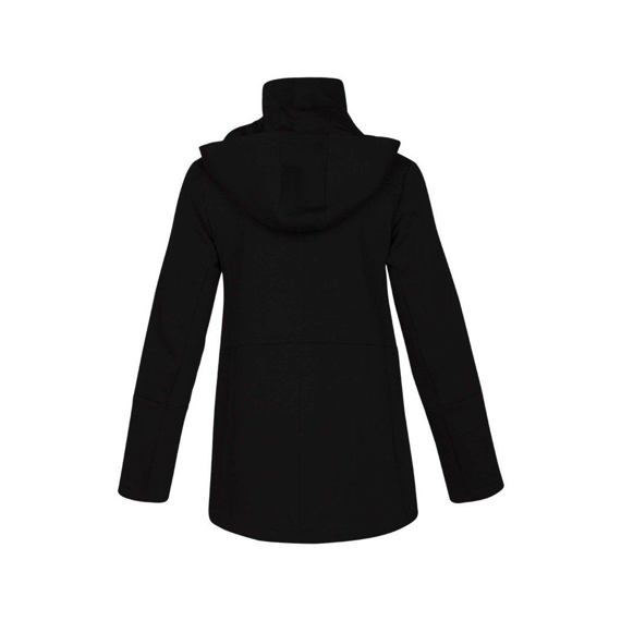 Mikina Hurley WINCHESTER FLEECE Black