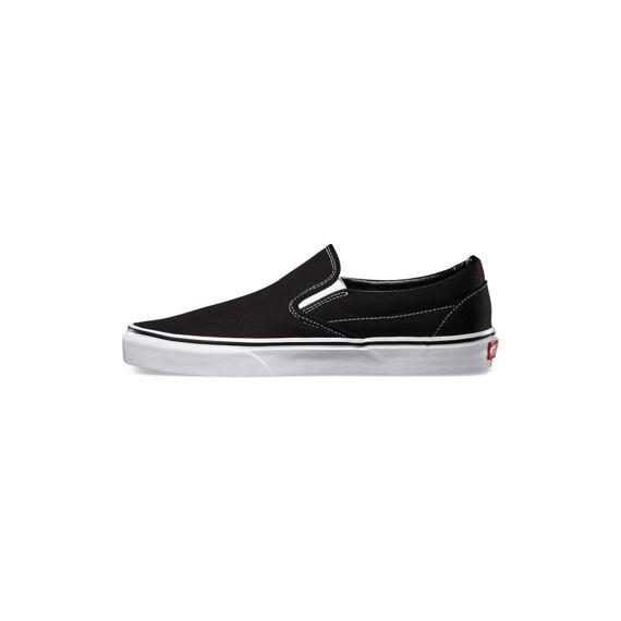 Boty Vans UA CLASSIC SLIP-ON Black