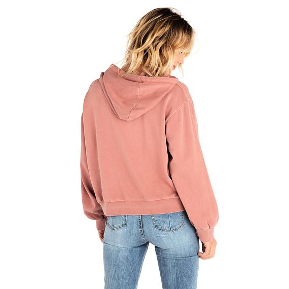 Mikina Rip Curl ISLAND SANDS HOODIE  Ash Rose