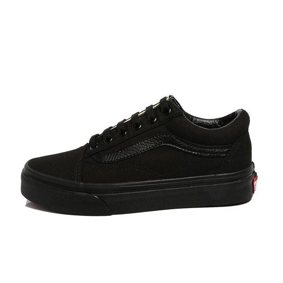 Boty Vans UA OLD SKOOL Black/Black