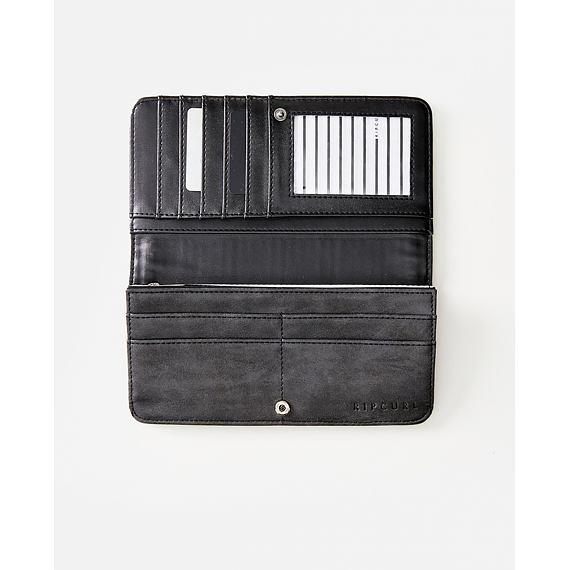 Peněženka Rip Curl PALM SPRINGS WALLET  Black