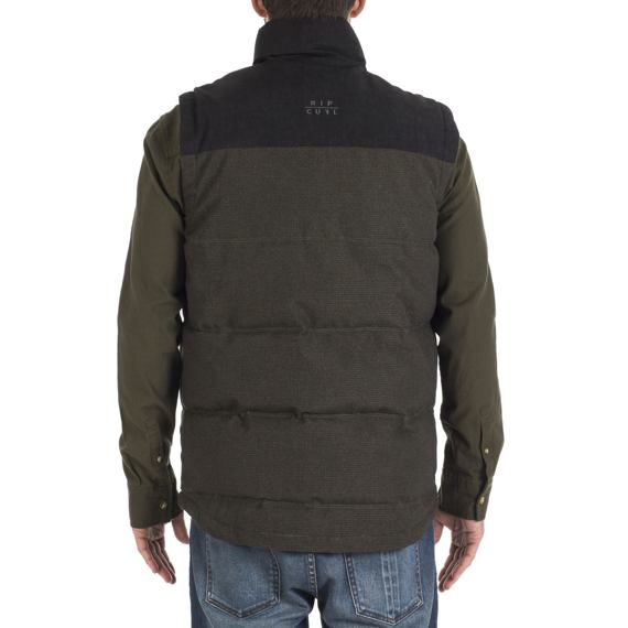 Vesta Ripcurl EMERGE ANTI JACKET Olive Night