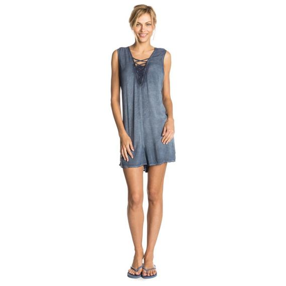 Overal Rip Curl BAY STREET ROMPER  Blue