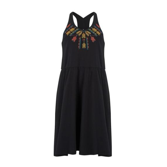 šaty Animal POPPIE Black