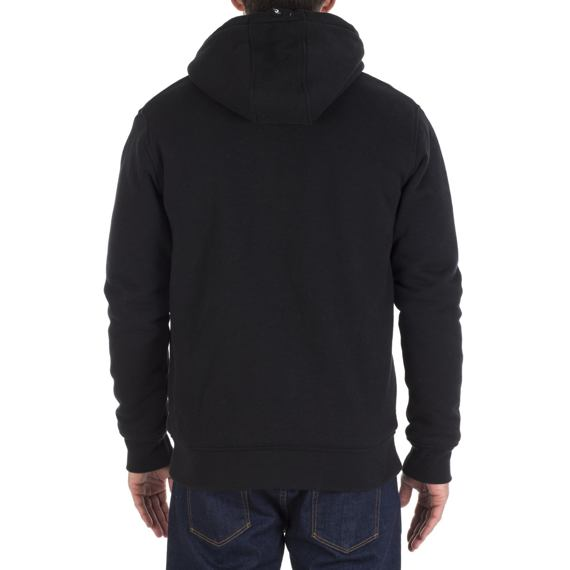 Mikina Ripcurl SOMEWHERE HZ SHERPA FLEECE Black