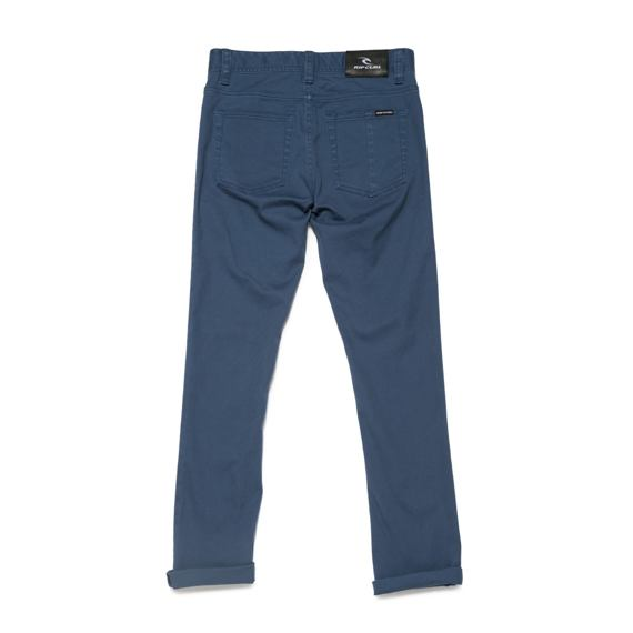 Kalhoty Ripcurl COLOR BOMB JUNIOR BOY Dark Denim
