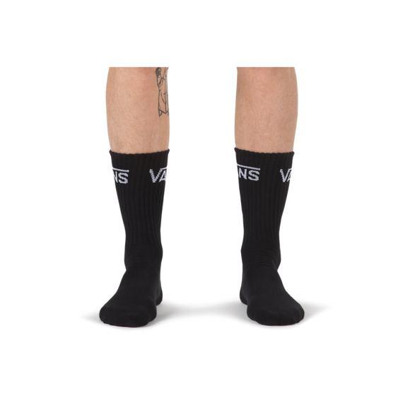 Ponožky Vans CLASSIC CREW Black